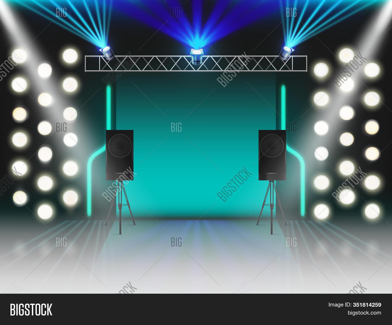 Studio-, light- and sound technology